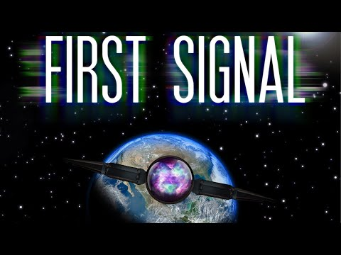 FIRST SIGNAL Official Trailer (2020) Sci-Fi