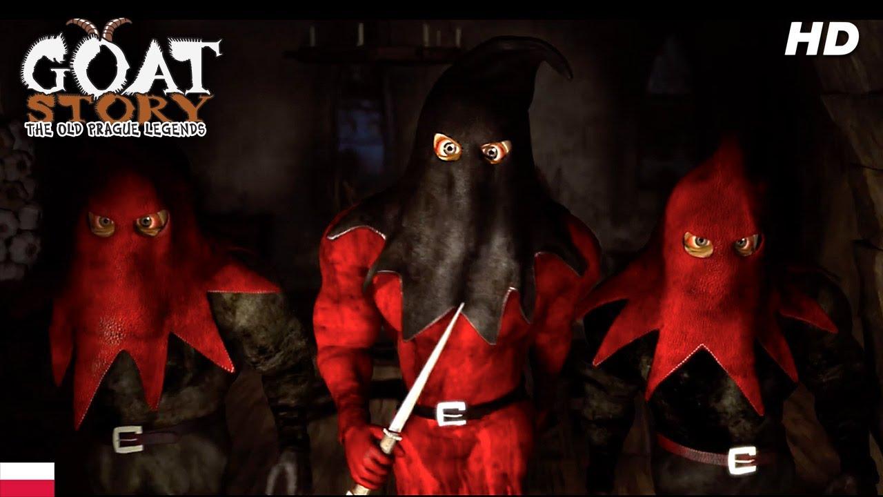 Kozula Spryciula - Goat Story - Animowany Film Po Polsku dla dzieci - cały film PL