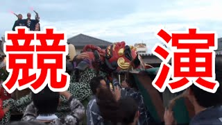 天川夏祭り2015 中高津・永国東・天川の三町競演が16年ぶりに実現!!