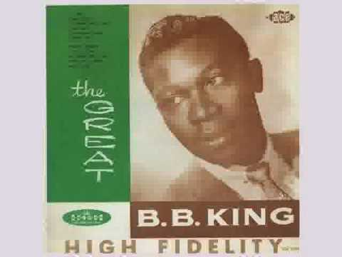 Everyday I Have The Blues ~ B.B King