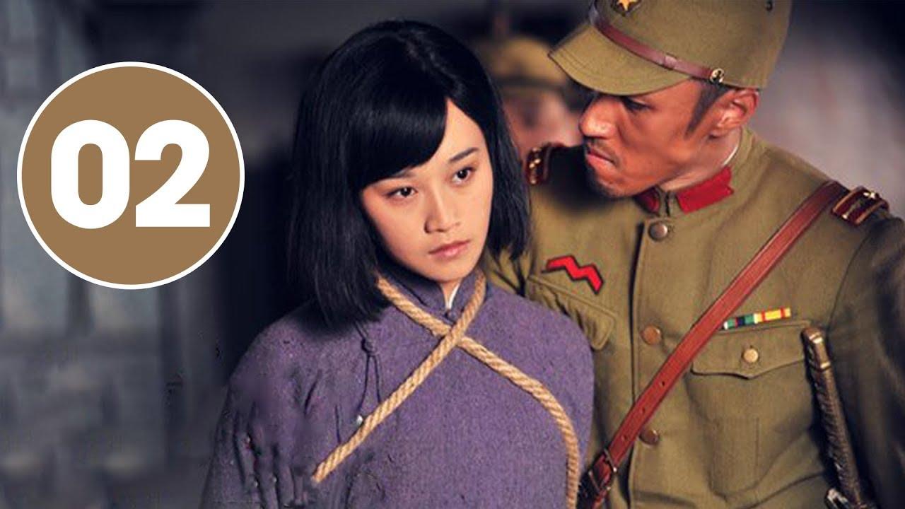 Phim Bộ Trung Quốc THUYẾT MINH | Hắc Sơn Trại - Tập 02 | Phim Kháng Nhật Cực Hay