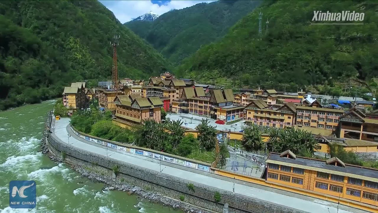 Remote ethnic group rises above poverty in Yunnan, China ...