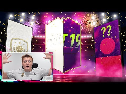 OMFG ICON & FUTURE STAR IN A PACK!!! Insane FIFA 19 Pack Opening!