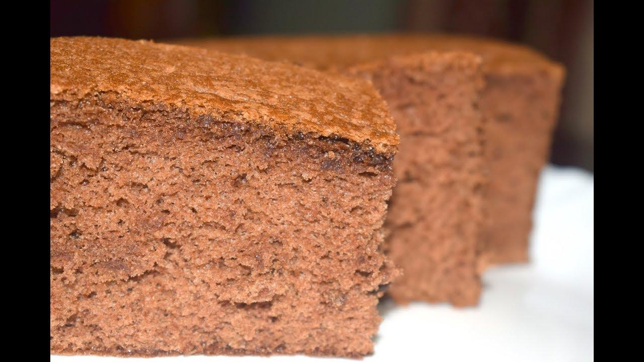 Chocolate Cake Recipe in Malayalam | Basic Chocolate Cake ...