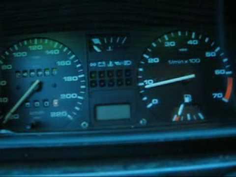 1992 LB6U (Mint Green Metallic) Volkswagen Jetta GL