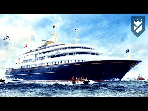 How Much would the Royal Yacht Cost? And Who would build it?