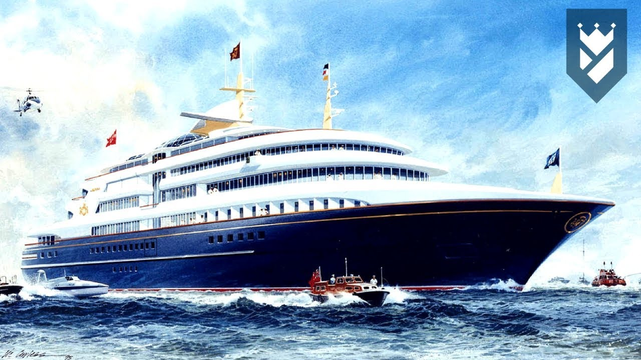 How Much Would The Royal Yacht Cost And Who Would Build It