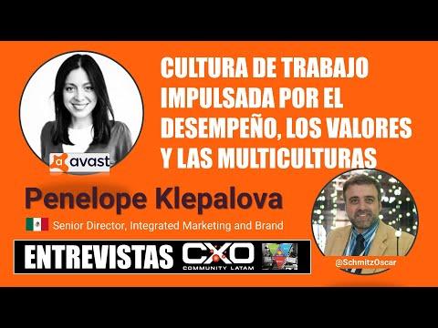 🎙️ Entrevista Penelope Klepalova (Avast) 💪 Cultura del trabajo impulsada por valores y multiculturas 🚀