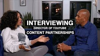 I Interviewed the YouTube Director of Content Partnerships thumbnail