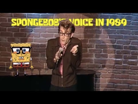 First Appearance of SpongeBob's Voice