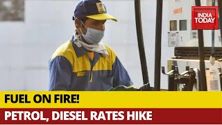 Fuel Prices Rise For 19th Straight Day, Diesel Rates Cross Rs 80-Mark In Delhi