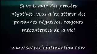 Le secret pour attirer l