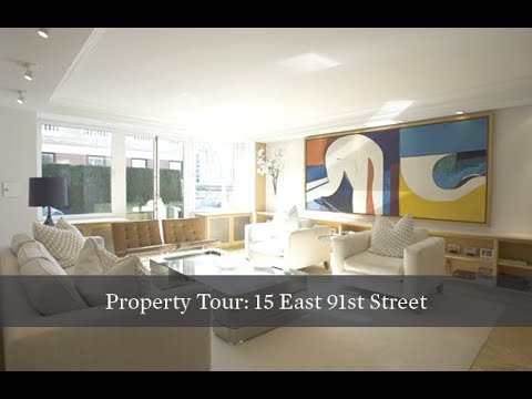 Property Tour: 15 East 91st St, 9A