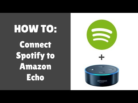 How to Connect Spotify to Amazon Echo
