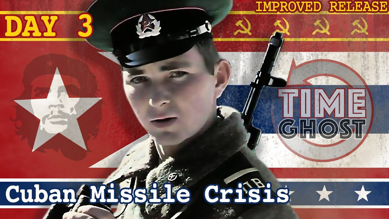 A Secret Soviet Nuclear Transport Operation | The Cuban Missile Crisis | Day 03