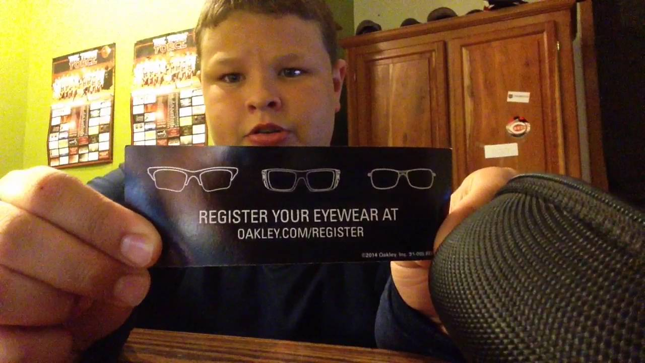 6aa83dc1b4f Oakley Radar Lock Sunglasses Review - YouTube
