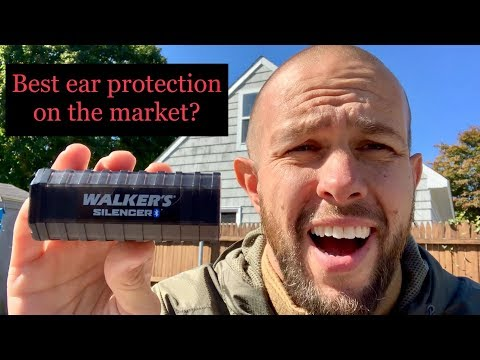 WALKER'S SILENCER BLUETOOTH EAR PRO / Best Ear Protection on the Market?