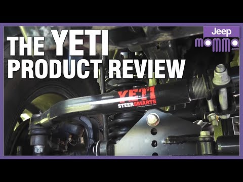 Steer Smarts Jeep Product Review