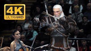 The Witcher 3: Wild Hunt - Geralt of Rivia by Marcin Przybylowicz, Wiedźmin