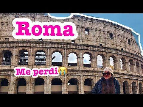 Me carterearon en Roma?