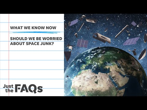 Here's what you should know about the Chinese rocket falling back to Earth | Just the FAQs