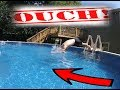 HOLY SH*T - Almost Broke My Nose from Diving in the Pool - ( FULL VIDEO )