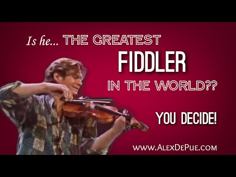 The Fiddler Paganini into Yes/Michael Jackson bach classical schumann verdi puccini