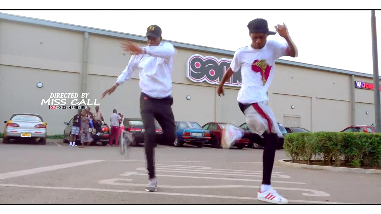 ASENDUA THE CROSS -COUPE DECALE OFFICIAL DANCE VIDEO BY CAPTAIN FLEXY AND GH DANCERS