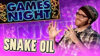 GAMES NIGHT - Snake Oil - Debt Star