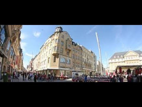 Luxembourg Documentary, European Tourism Capital hd
