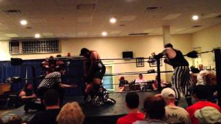 The Refflers Vs. The High Class Cartel June 6 2014 Spw