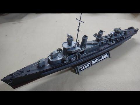 Spotlight: Fletcher-Class Destroyer by AquaCraft by KEEP IT