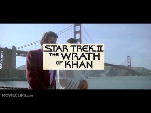 Original STAR TREK II trailer ~ Gregg Turkington was right #movies #buffs
