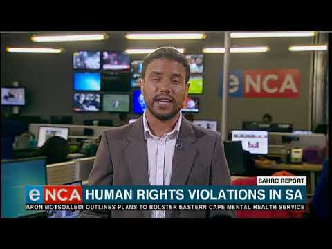 Human rights violations in SA