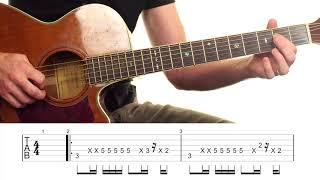 i do not hook up acoustic chords