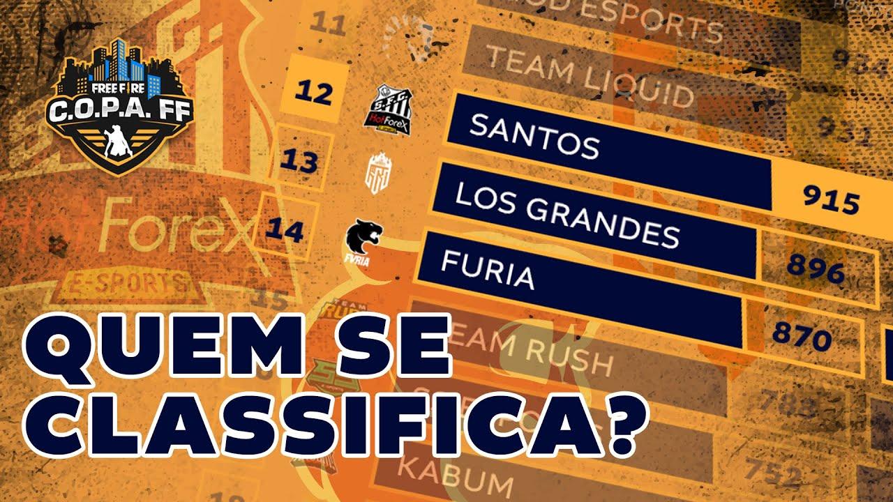 RETA FINAL! DE QUEM SERÁ A ÚLTIMA VAGA? | Clipadas Semana 8 #CopaFF