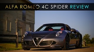 Review | Alfa Romeo 4C Spider | Perfectly Imperfect thumbnail