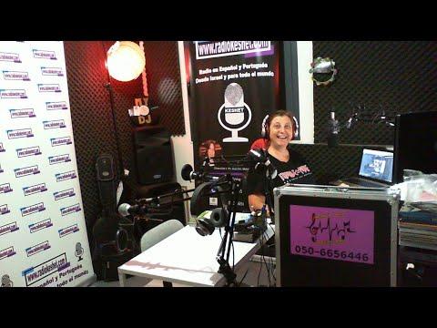 CREMA LATINA  El unico programa de radio dedicado enteramente a Eventos Culturales en Israel Eventos