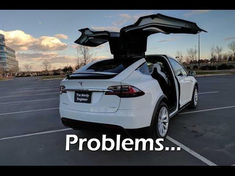 Tesla Model X - Problems & Build Quality