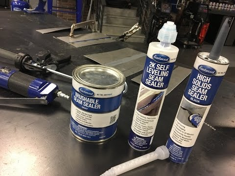 Tips & Tricks for Applying Different Types of Seam Sealers to Your Car - Eastwood