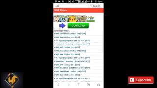 Video How to download wwe letest video in HD download MP3, 3GP, MP4, WEBM, AVI, FLV November 2018