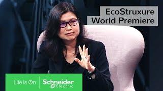 Internet of Things (IoT): EcoStruxure World Premiere | Schneider Electric