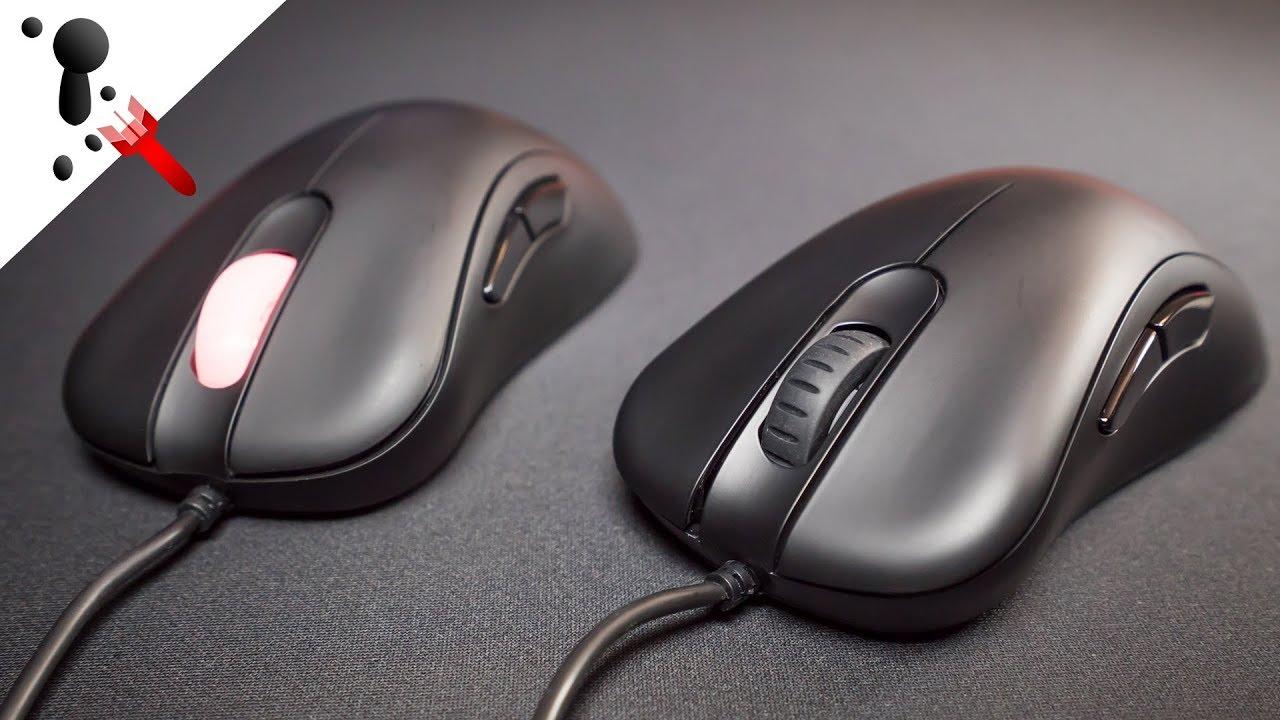 BenQ Zowie EC1-B E-Sports Ergonomic Optical Gaming Mouse