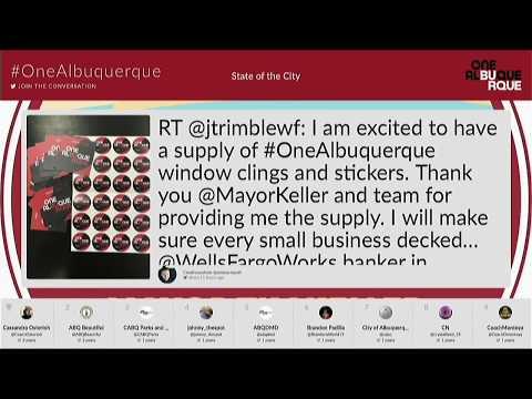 Mayor Tim Keller's State of the City Celebration