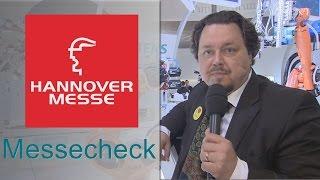 Hannover Messe 2014: ke NEXT TV berichtet von der größten Industriemesse