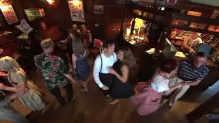 Paper Moon: Hot Club de Londres 17/09/17. MAH00021