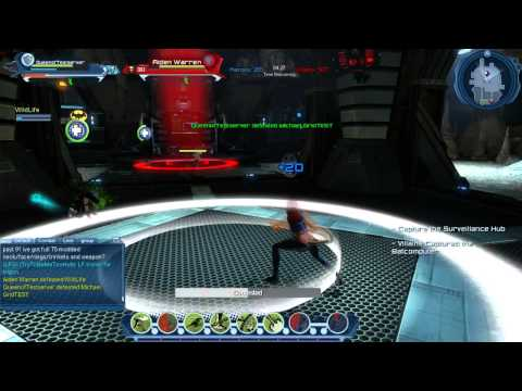 Dcuo DLC 8 Legends: Donna Troy vs Cheetah PVP (TS)