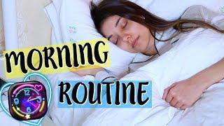 MORNING ROUTINE PRONTA IN POCHI MINUTI!! | Vanessa Ziletti
