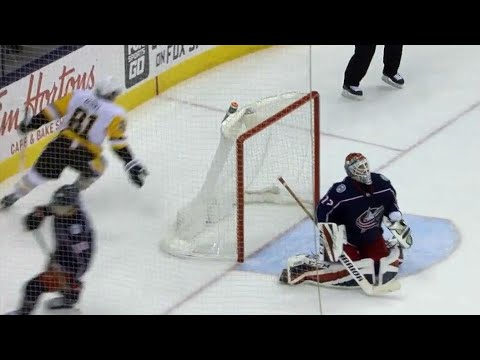 Kessel goes end-to-end and snipes it past Bobrovsky in OT