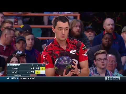 PBA Bowling Tour Finals Semifinals 2 06 12 2018 (HD)
